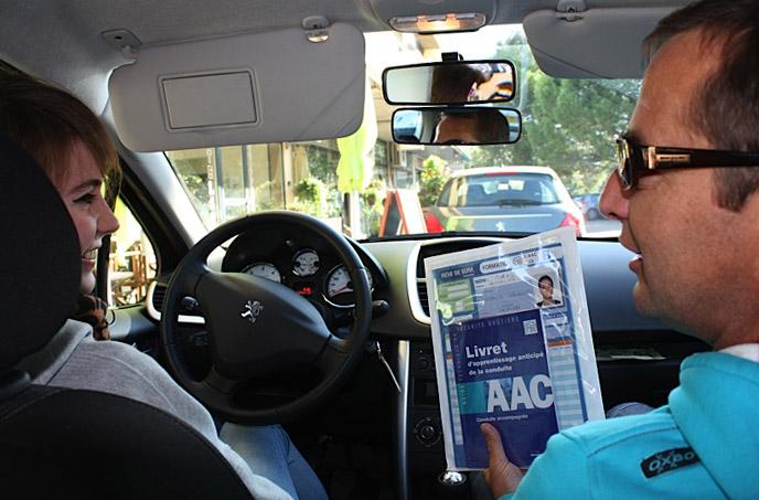 auto ecole conduite assistée